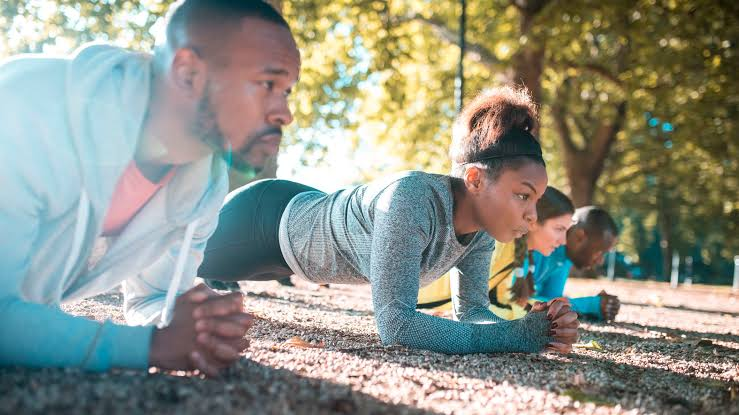The 5 Health-Related Components of Fitness