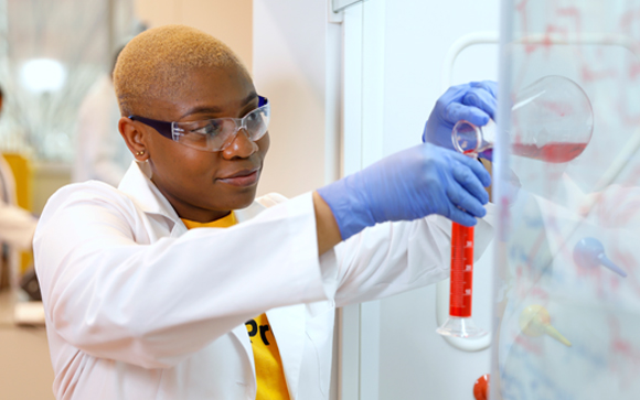 What You can Do with a Degree in Chemistry