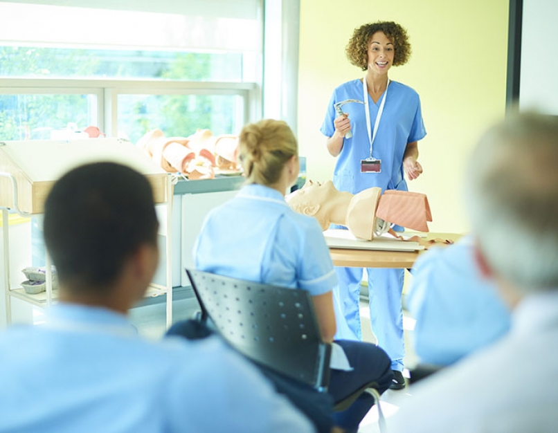 Being A Nurse Educator: 10 of the Signs that you're right for this Degree
