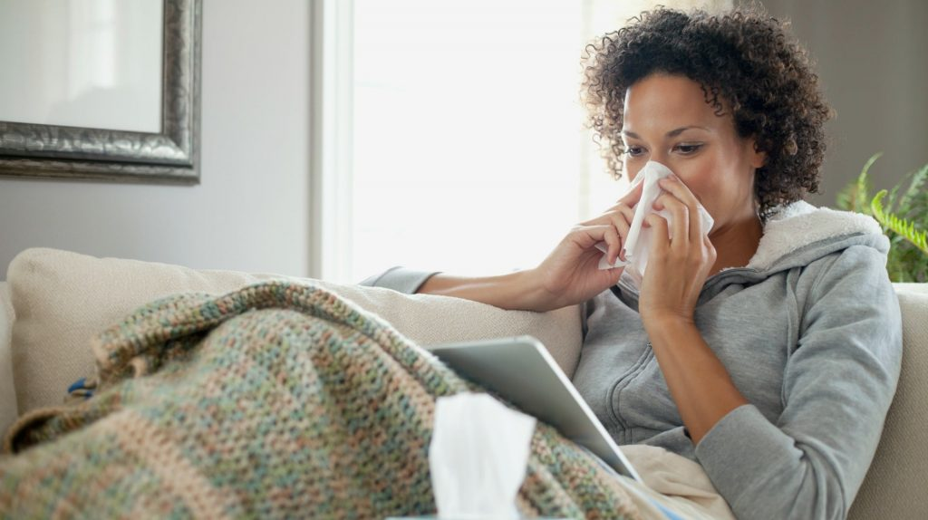 Healthy Food to Eat to Fight off Colds and the Flu