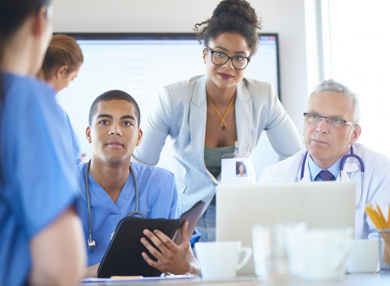 Healthcare Management Jobs that Only Requires a Bachelor's Degree