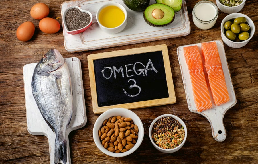 5 Food Sources for Omega-3 Fatty Acids
