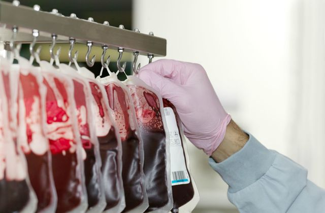 Blood Transfusion Infections