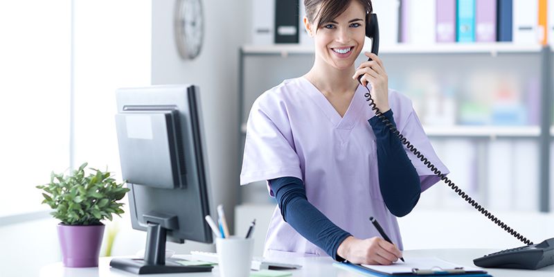 8 Responsibilities of the Front Desk in a Medical Office