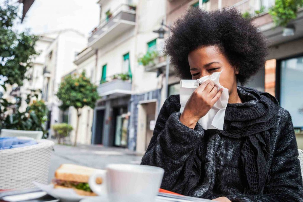 8 Reasons You Have a Runny Nose