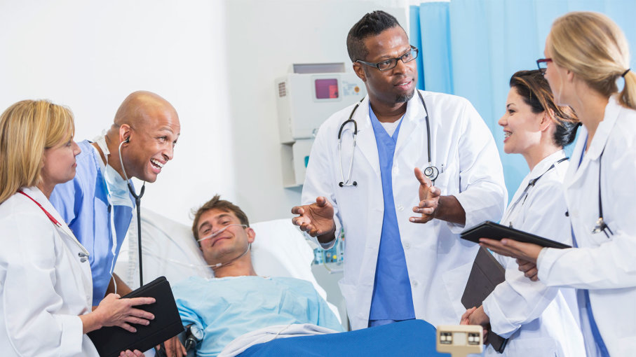 Getting your application right to becoming a doctor