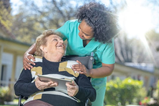 The Responsibility, Requirements and Benefits of Working as a Caregiver